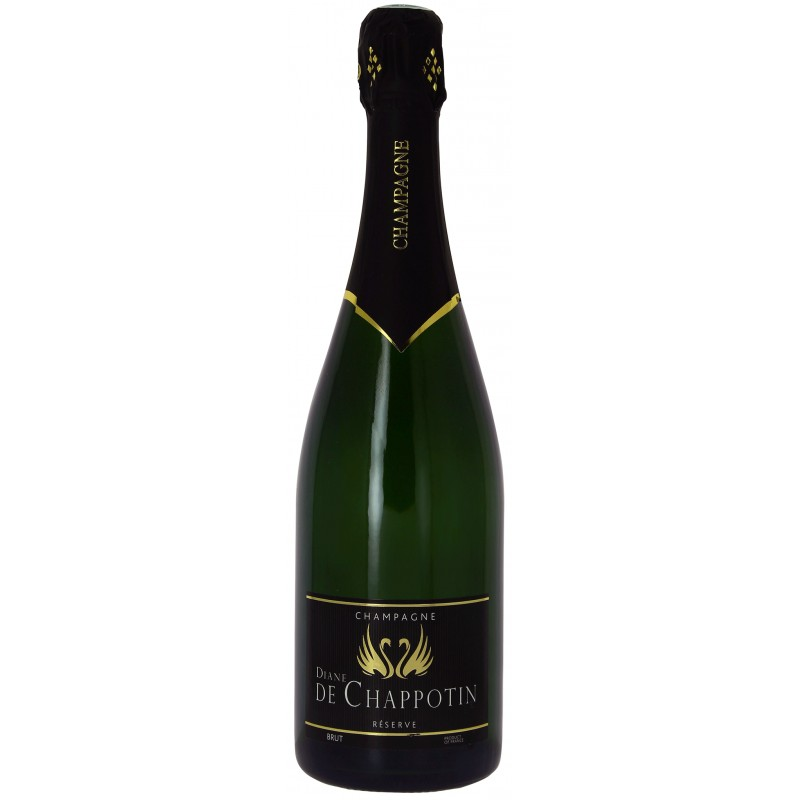 Champagne DECROUY - Cuvée  Brut Réserve Diane de Chappotin