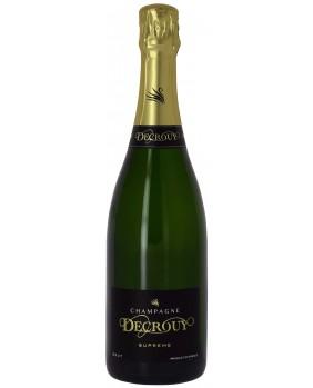 Champagne DECROUY Brut- Cuvée Supreme