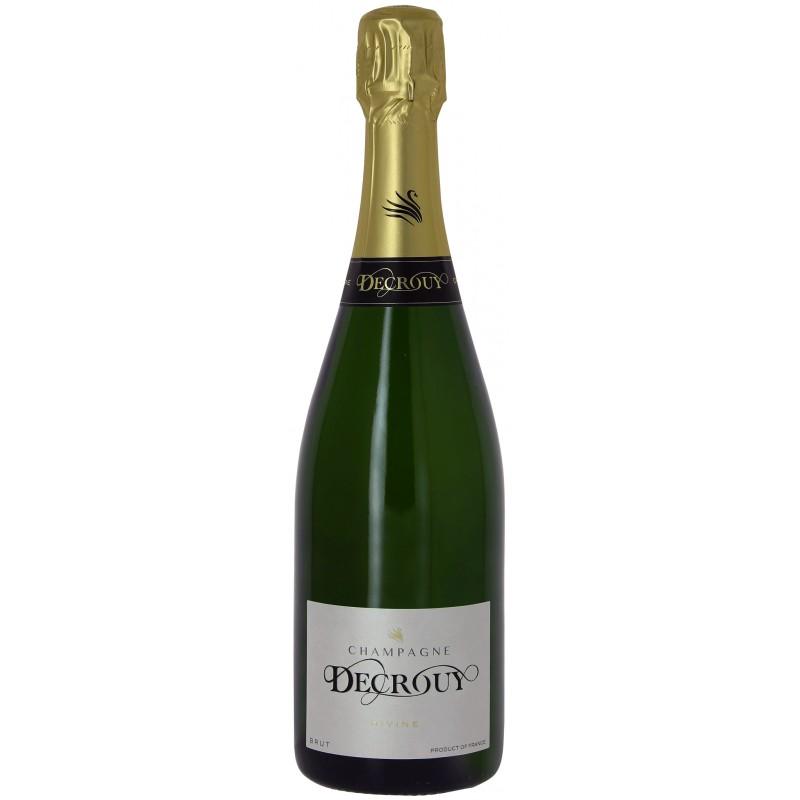 Champagne DECROUY - Cuvée Divine